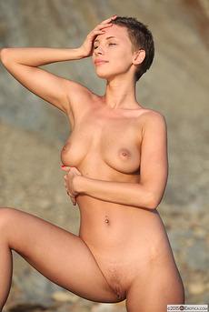 Glamorous Cecelia Wear Her Sexy Pink Bikini  14