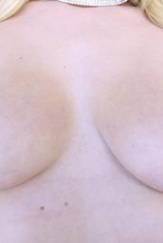 Hot Blonde Pornstar Natalia Starr Spreads Her Ass 08