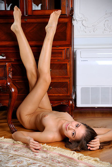 Brunette Babe Olina R Porn Pics Gallery 19