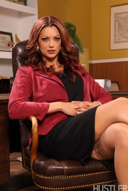 Jayden Cole Glamour Secretary 00