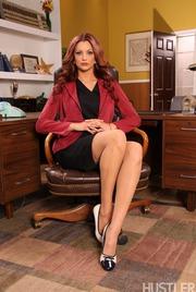 Jayden Cole Glamour Secretary 01