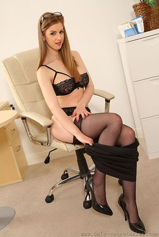 Wild Stella Cox Wants Only You 04