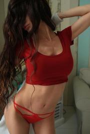 PhenyQs Red Hot Lingerie  01