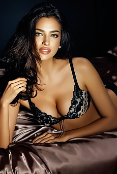 Stunning Beauty Irina Shayk