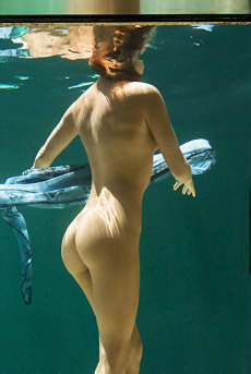 Gia Marie Underwater Love