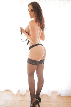 Busty MILF Chanel Preston In Sexy Lingerie