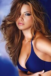 Adriana Lima Is Really Hot